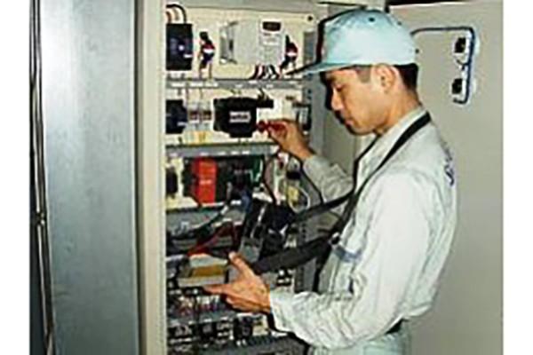 ビル・マンション等の設備管理(巡回)スタッフ