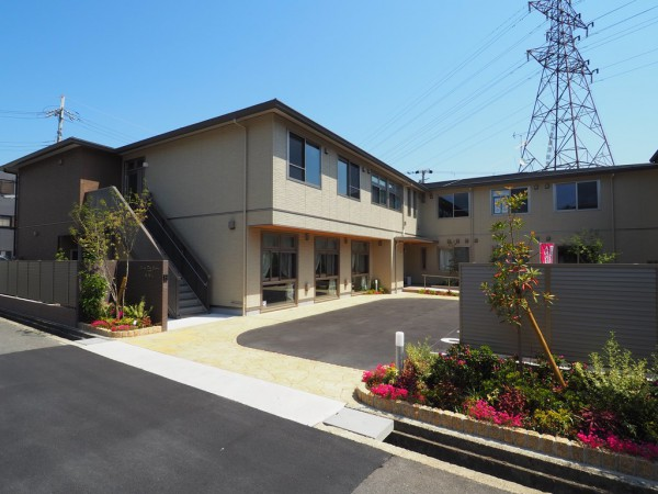 西京区のサービス付き高齢者向け住宅での事務職